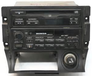 honda prelude 1992 1993 1994 1995 1996 factory stereo