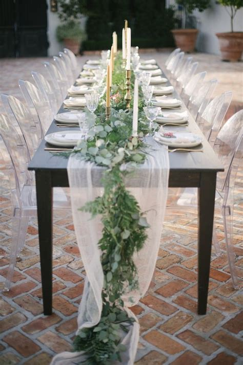 wedding table runners for tables best 25 wedding table runners ideas only on