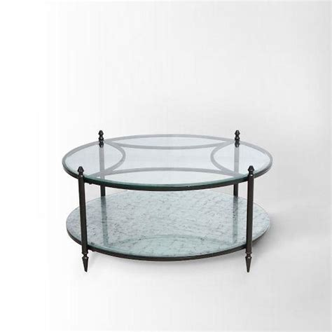 West Elm Glass Coffee Table Mirrored Base Coffee Table I West Elm