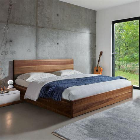 lit 2 places contemporain en bois brin d ouest