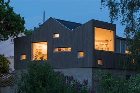 Treasure Trove Floor Plan by Noma Arkitekter Convert An Old Garage Into A Library In Tj 248 Me