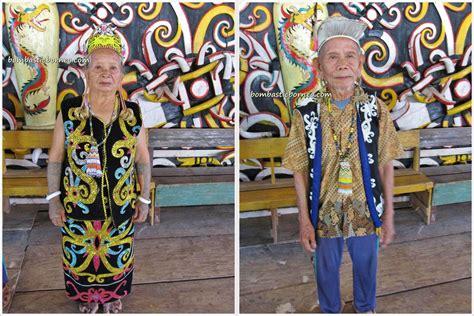 tattoo artist balikpapan lamin adat desa pang samarinda kalimantan timur