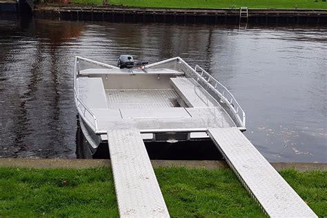 aluminium platbodems aluminium platbodems de wetering botenbouw