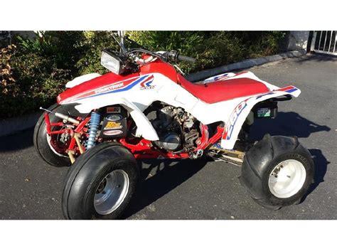 1986 honda 250r 1986 honda trx 250r motorcycles for sale