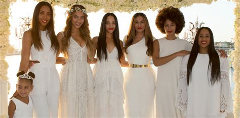 Beyonce's Pics of Tina Knowles' Wedding Will Make You