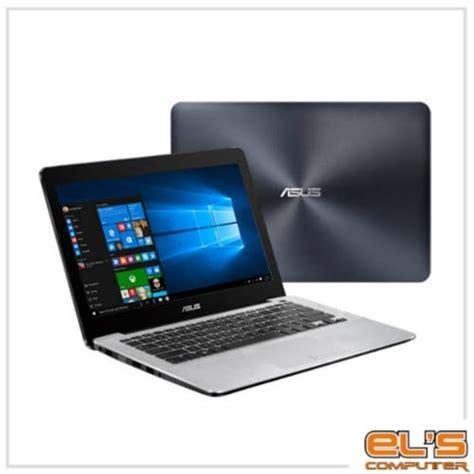 Laptop Asus A455la Wx667t murah berkualitas bergaransi asus a455la wx667t win 10 black els computer toko komputer