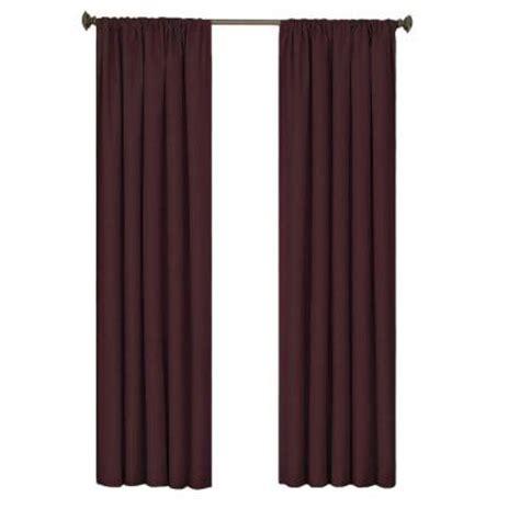 denim blackout curtains eclipse kendall blackout denim curtain panel 84 in