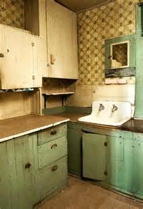 Old Farm Kitchen by Love The Green A Country Farmhouse Pinterest