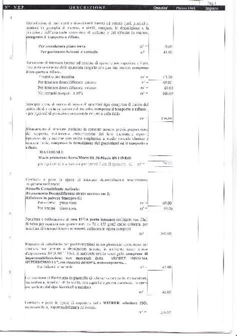 capitolato ristrutturazione appartamento pdf computo metrico ristrutturazione bagno duylinh for
