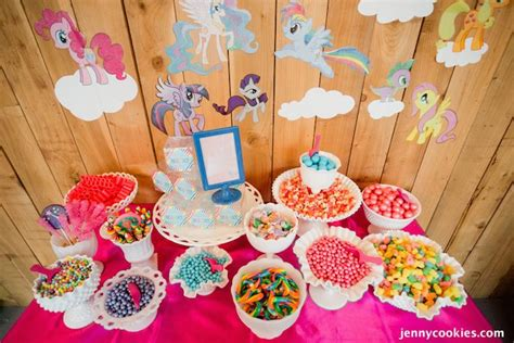 my little pony printable party decorations kara s party ideas my little pony birthday party via kara