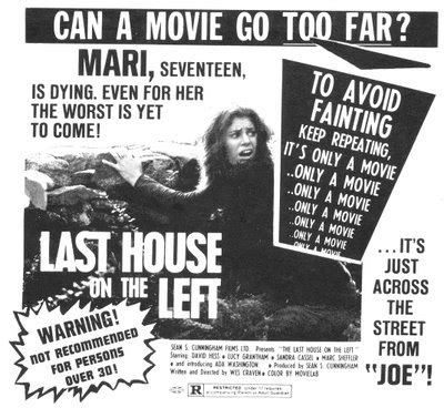 the last house on the left 1972 video nasty 28 the last house on the left screen goblin