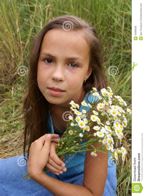 preteen model girls preteen girl on grass background stock image image 10399639