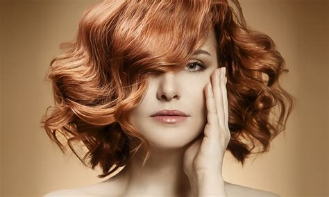 haircut groupon uk cut and blow dry 163 10 fab hair and beauty ltd groupon