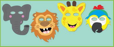 new year animal masks free zoo animal masks eyfs and ks1 free early years