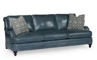 Blue Sectional Sofa Blue Leather Sectional Images Frompo 1