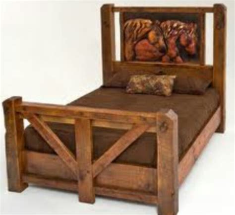 Headboard Horse Country Rustic Items Pinterest