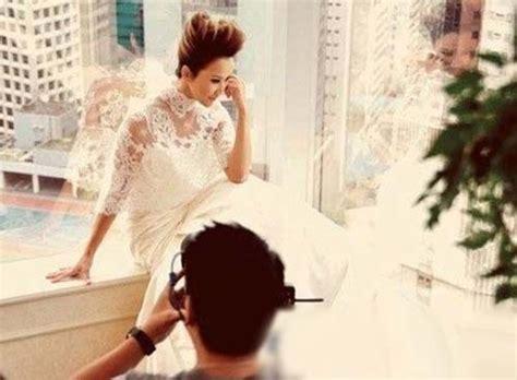 coco nangis coco lee siap gelar pernikahan termahal di hong kong