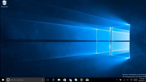new windows 10 build is the you should install
