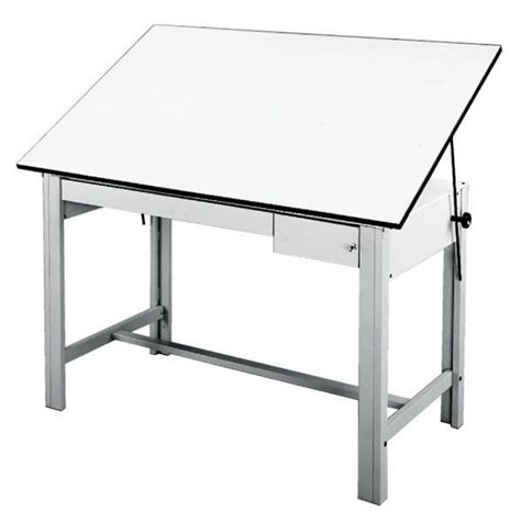 Drafting Table Surface Material 36 Best Drawing Tables Images On Desks Homes And Work Spaces