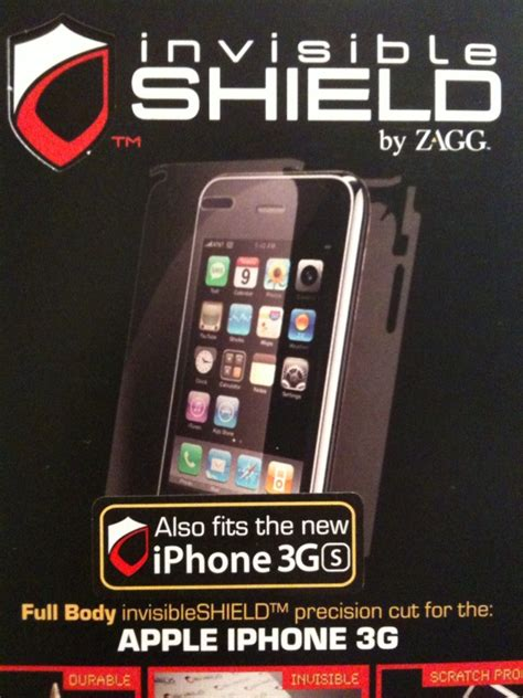 Invisibleshield For The Iphone Review by Zagg Invisible Shield For Iphone Review Gadgets And Gizmos