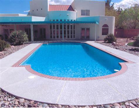 pool deck surrounds sundek concrete coatings