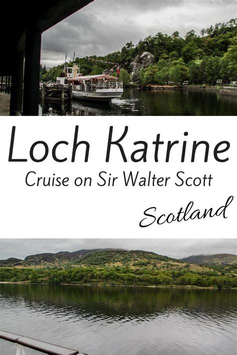 sir walter scott boat loch katrine loch katrine cruises on sir walter scott video photo