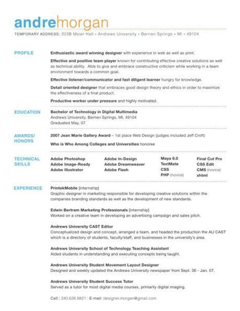 catchy resume objectives exles resume template