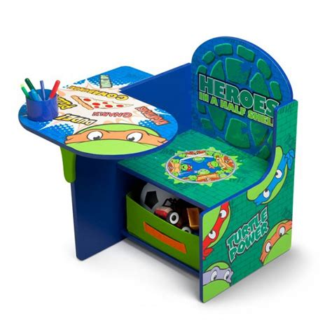 turtles chair desk with storage bin the store uae