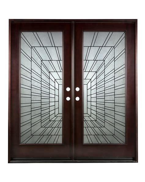 Exterior Door Swing Exterior Front Entry Wood Door M300i 36 Quot X80 Quot X2 Right Swing In Doors Door