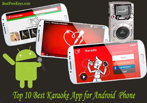 best karaoke apps 10 best karaoke app for android 2018 to sing karaoke free