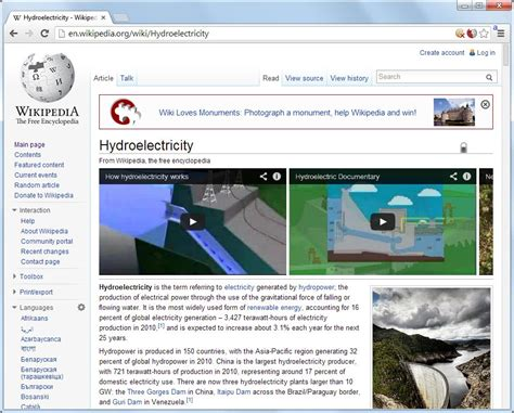 youtube videos news and tips ghacks technology news wikitube adds youtube videos to wikipedia articles