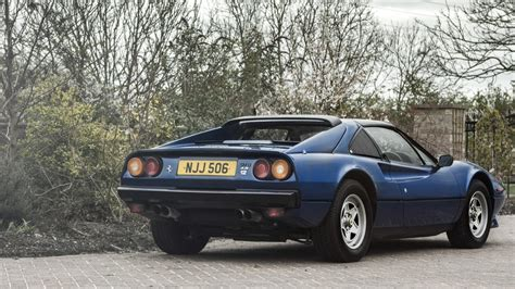 Ferrari 308 Engine by Rare Ferrari 308 Gts Qv With V12 Transplant For Sale