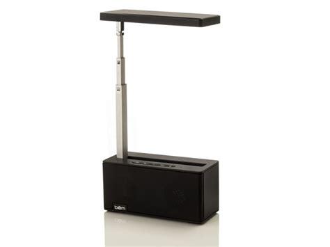Bluetooth Desk Speakers by B苴m Bluetooth Speaker Desk Light