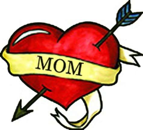 mom tattoo cartoon tatoo hand png clipart best