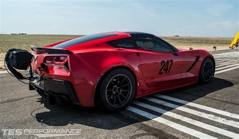what s the fastest corvette fastest c7 corvette goes nearly 200 mph in half mile