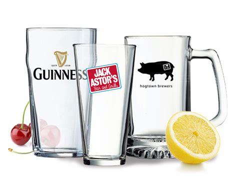 custom printed glassware barware the cup store