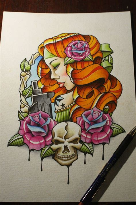gypsy rose tattoo hours 1000 images about on drawing