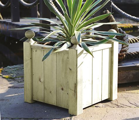 Tom Chambers Planters by Handcrafted Planters Tom Chambers