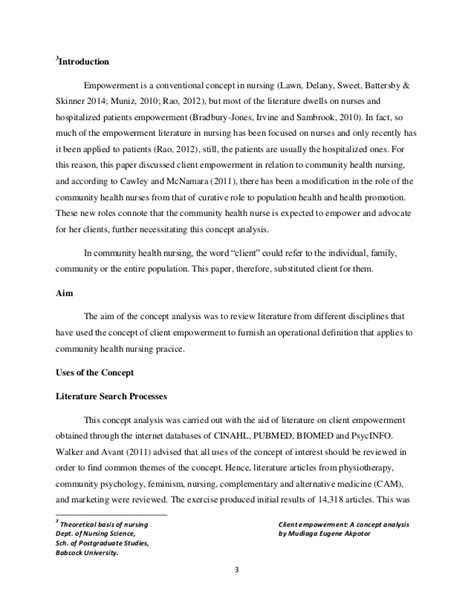 how to write a concept analysis paper how to write a concept analysis paper 28 images the