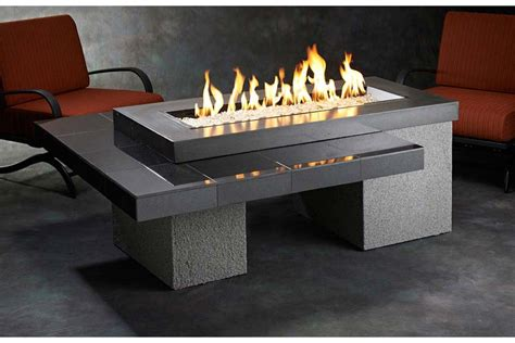 modern propane pit table modern gas pit table home ideas collection