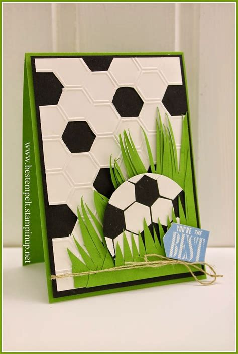 Handmade Cards For Boys - 148 best images about cards sports exercise on
