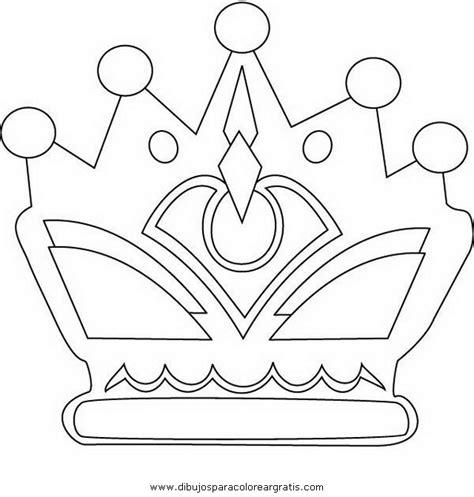 moldes de coronas de princesas para imprimir dibujo coronas 4 en la categoria personas diseos