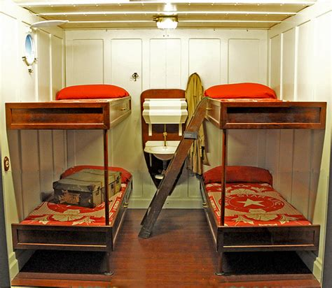 Titanic 3rd Class Cabins by Titanic 3rd Class Cabin Flickr Photo