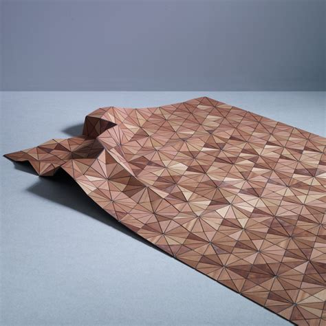 Wooden Carpets by This Carpet Is Made Out Of Wood Direkt Concept