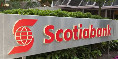 bank of scotia scotiabank said to consider sale of banking