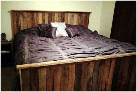 diy pallet bed with drawers diy pallet bed drawers with wheels