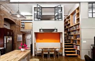 Creative Loft by What To Consider When Bringing An Urban Loft Style Into