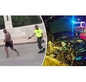 Moment Marbella Crash Briton Arrested At Gunpoint