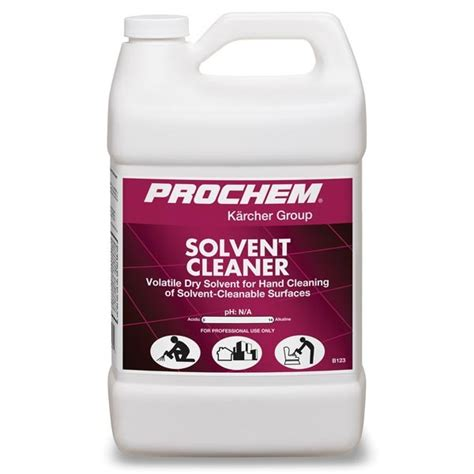 Solvent Based Cleaner For Upholstery by Solvent Cleaner By Prochem Solvent Spotter