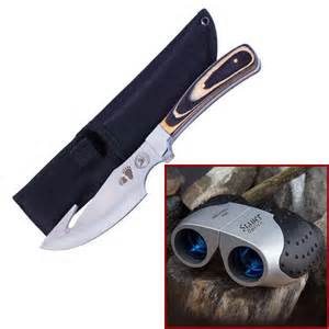 Best Deals On Home Decor Whitetail Hunting Knife Amp Free Stauer 8x21 Compact